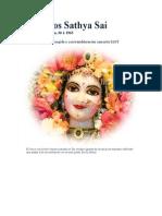 Discursos Sathya Sai 05.04 Prashaanthi Nilayam, 30-1-1965
