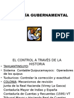 DIAPOSITIVAS - AUDITORÍA GUBERNAMENTAL