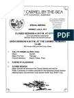 Agenda Packet 07-06-15