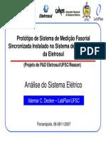 Topico 7.1 - MedFasee Eletrosul - Decker