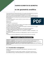 UNIDAD 7 Apliquemos Elementos de Geometria Analitica.