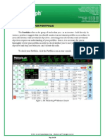 Portfolio Guide Stock Market
