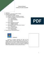 Unitatea 3 de Invatare - Contractul de Locatiune