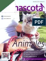 Revista Mimascota 3ª Edición. Tenencia responsable de Animales