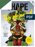 SCA Shape Magazine No 2/2015 - Focus