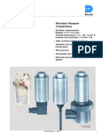 Ptx-600 Pressure Transducer