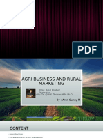 Agri Business and Rural Marketing 2 [Autosaved]