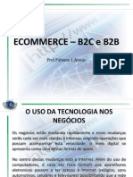 Modelo de Mercado E-Commerce B2B e B2C