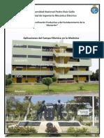 Aplicación Del Campo Eléctrico en La Medicina.