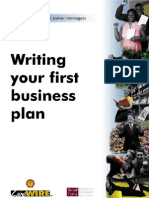 Writing Your 1st Business Plan (eBook)