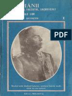 Ion Antonescu - Românii-Originea, Trecutul, Sacrificiile Și Drepturile Lor