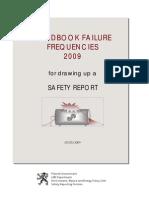 Handbook of Failure Frequencies