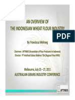 An Overview of the Indonesian Wheat Flour Industry - Franciscus Welirang-2011