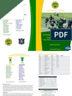 VUWAFC Programme 2015-7