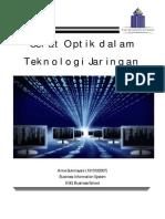 Makalah Fiber Optik _Anne Sukmayani
