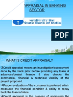 SBI - Credit Appraisal.ppt