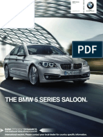 5series Saloon Catalogue