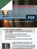 The Evolution of Plasma Cutting