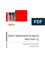 Taller Oracle 11 g