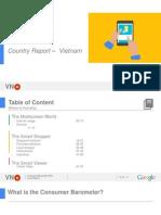 Consumer Barometer 2015 - Vietnam
