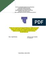 Diseño de manual de mantenimiento para contactores