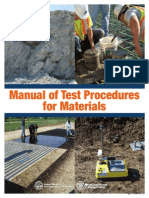 Test Procedures Manual 2014