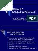 PENYAKIT MUSKULOSKELETAL 2