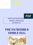 Egg Cookery