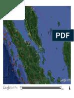 Seismic Hazard Map Lubuk Gaung