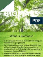 Biomass PPT