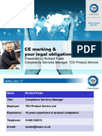 RP CE Marking Presentation