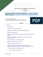Decreto 10-2003 Derecho Admision (Actualizado)