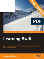 Learning Swift - Sample Chapter