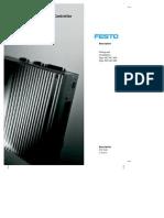 Manual Servo Motor Festo SEC-AC-305