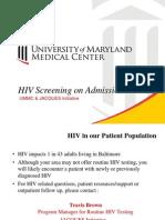 HIV Screening 2