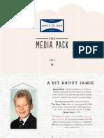 Jamie Oliver Media Group-Media Kit 2014