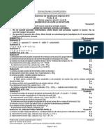E d Chimie Organica Niv I II Tehnologic 2015 Bar 09 LRO