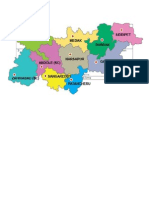 Medak District Map With Kms