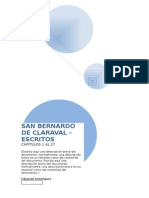 Escritos San Bernardo de Claraval