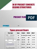 Lecture - Precast Floors