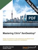 Mastering Citrix® XenDesktop® - Sample Chapter