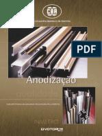 Catálogo Anodização