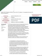 Exercício Avaliativo 3 - EnAP - Contratos