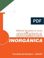 Material de Apoyo Al Curso de Q. Inorgániaca