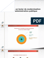 RAMED, Un Levier de Modernisation de l'Administration Publique