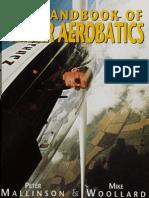 The Hand Book of Glider Aerobatics