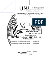 Informe 1 Fluidos 1 FIC-UNI