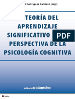 La Teoría del Aprendizaje Significativo en la   perspectiva de la psicología cognitiva