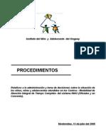 tmanual procedimientos 2008