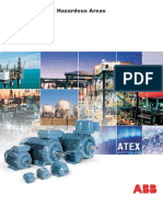 ABB Motors for Hazardous Areas